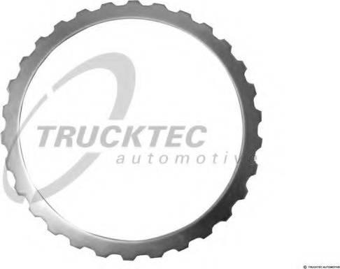 Trucktec Automotive 0225051 - Ламели, автоматическая коробка передач autodif.ru