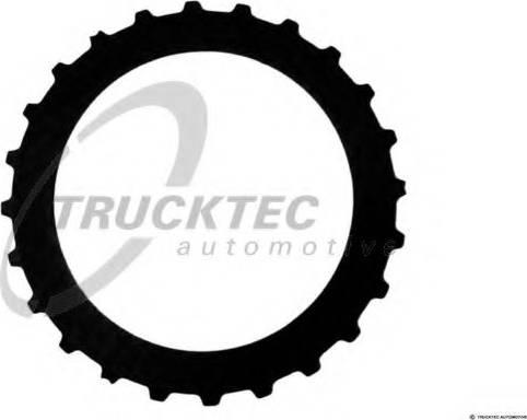 Trucktec Automotive 0225053 - Ламели, автоматическая коробка передач autodif.ru