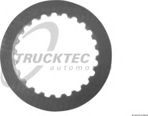 Trucktec Automotive 0225052 - Ламели, автоматическая коробка передач autodif.ru