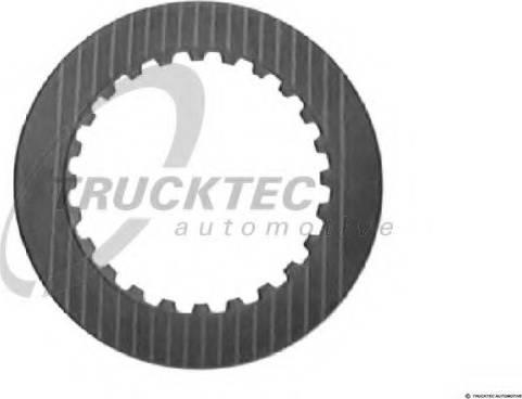 Trucktec Automotive 0225008 - Ламели, автоматическая коробка передач autodif.ru