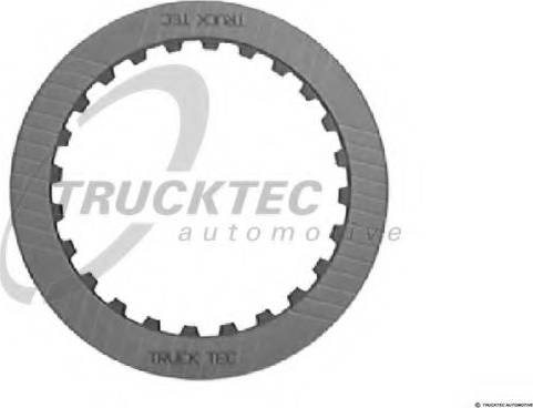 Trucktec Automotive 0225010 - Ламели, автоматическая коробка передач autodif.ru