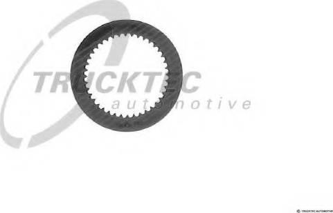 Trucktec Automotive 0225012 - Ламели, автоматическая коробка передач autodif.ru
