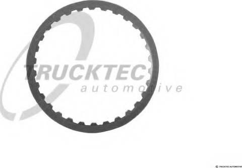 Trucktec Automotive 0225028 - Ламели, автоматическая коробка передач autodif.ru