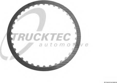 Trucktec Automotive 0225070 - Ламели, автоматическая коробка передач autodif.ru