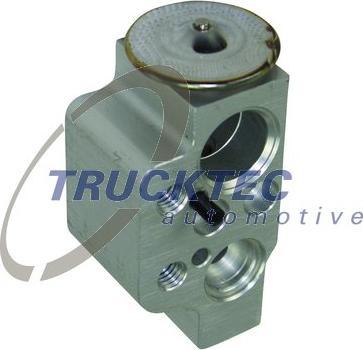 Trucktec Automotive 0759075 - Расширительный клапан, кондиционер autodif.ru