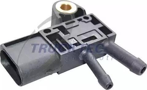 Trucktec Automotive 07.17.054 - Датчик, давление выхлопных газов autodif.ru