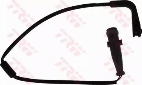 TRW GIC212 - Сигнализатор, износ тормозных колодок autodif.ru