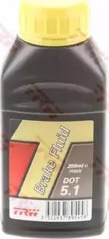 TRW PFB525 - Тормозная жидкость autodif.ru