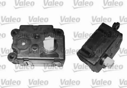 Valeo 509604 - Регулировочный элемент, смесительный клапан autodif.ru