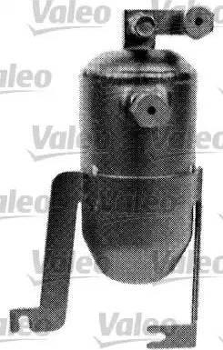 Valeo 508871 - Осушитель, кондиционер autodif.ru