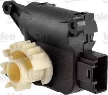 Valeo 515127 - Регулировочный элемент, смесительный клапан autodif.ru