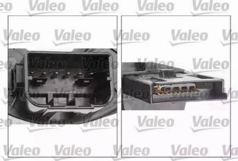 Valeo 251664 - Витая пружина, подушка безопасности autodif.ru