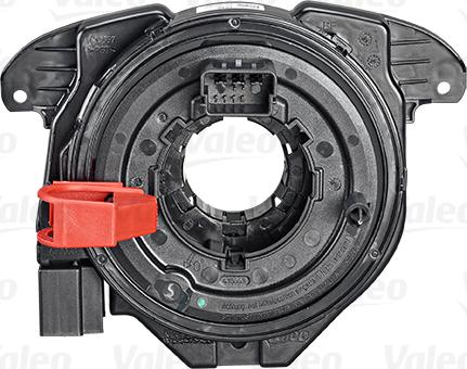 Valeo 251765 - Витая пружина, подушка безопасности autodif.ru