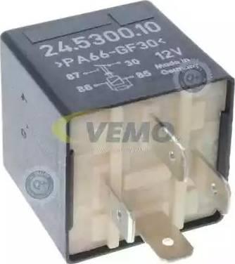 Vemo V15-71-0018 - Реле, продольный наклон шкворня вентилятора autodif.ru