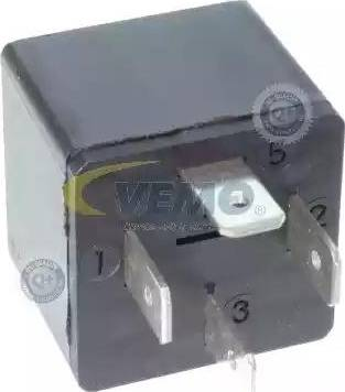 Vemo V15-71-0020 - Реле, продольный наклон шкворня вентилятора autodif.ru