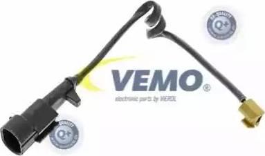 Vemo V27-72-0003 - Сигнализатор, износ тормозных колодок autodif.ru