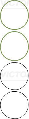 Victor Reinz 15-76670-01 - Комплект прокладок, гильза цилиндра autodif.ru