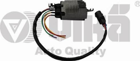 Vika 99591778801 - Блок управления, эл. вентилятор (охлаждение двигателя) autodif.ru