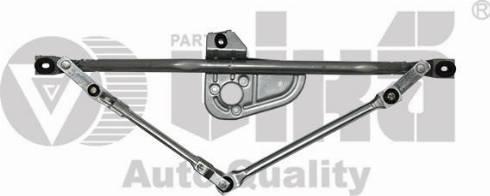 Vika 99551800601 - Система тяг и рычагов привода стеклоочистителя autodif.ru