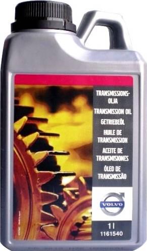 Volvo 1161540 - Масло автоматической коробки передач autodif.ru