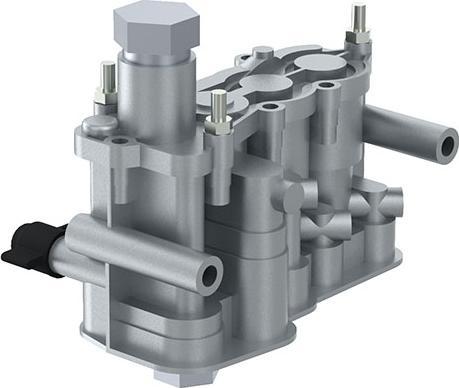 Wabco 4630840200 - Клапан, управление подъемной осью autodif.ru