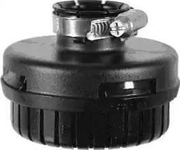Wabco 4324070700 - Глушитель шума, пневматическая система autodif.ru