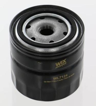 WIX Filters WL7124 - Фильтр, Гидравлическая система привода рабочего оборудования autodif.ru