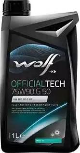 Wolf 8304101 - Масло ступенчатой коробки передач autodif.ru