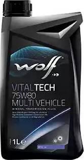 Wolf 8303609 - Масло ступенчатой коробки передач autodif.ru