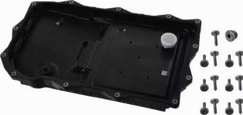 ZF 1087298361 - Комплект деталей, смена масла (Автомат. коробка) autodif.ru