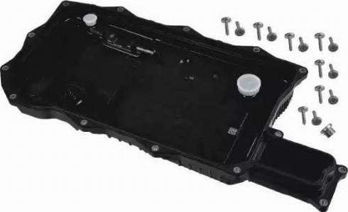 ZF 1102298018 - Комплект деталей, смена масла (Автомат. коробка) autodif.ru