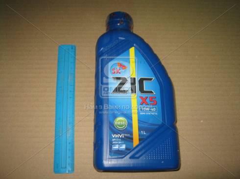 ZIC 132660 - Моторное масло autodif.ru
