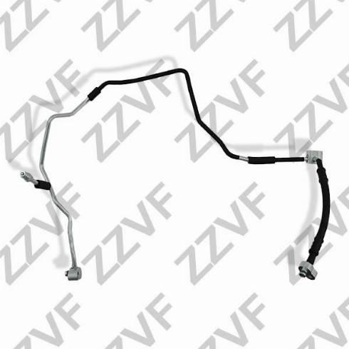 ZZVF ZV75AKR - Трубопровод высокого давления, кондиционер autodif.ru
