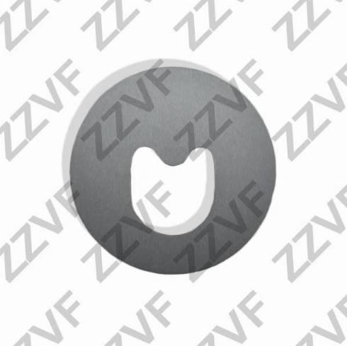 ZZVF ZVA289B - Болт регулировки развала колёс autodif.ru