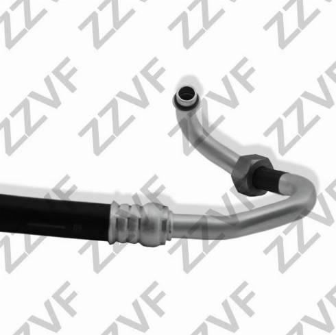 ZZVF ZVG8D007H - Трубопровод высокого давления, кондиционер autodif.ru
