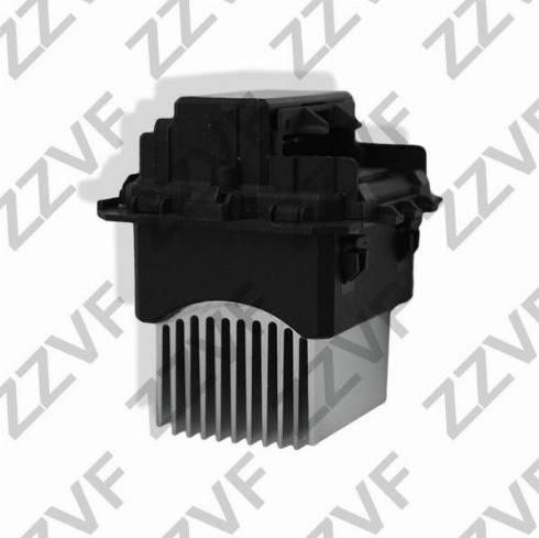 ZZVF ZVK173 - Блок управления, отопление / вентиляция autodif.ru