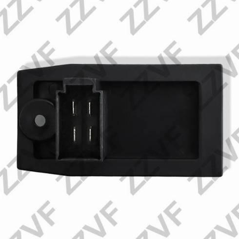 ZZVF ZVK325 - Сопротивление, вентилятор салона autodif.ru