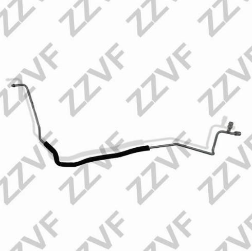 ZZVF ZVMN4567 - Трубопровод высокого давления, кондиционер autodif.ru