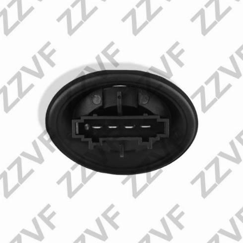 ZZVF ZVYL7544 - Сопротивление, вентилятор салона autodif.ru