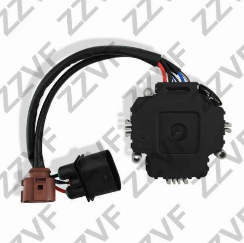 ZZVF ZVYL7395 - Блок управления, отопление / вентиляция autodif.ru
